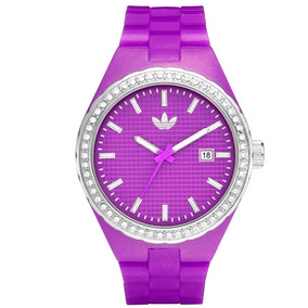 b28f5d357 Relogio Adidas Feminino Roxo - Relógios no Mercado Livre Brasil