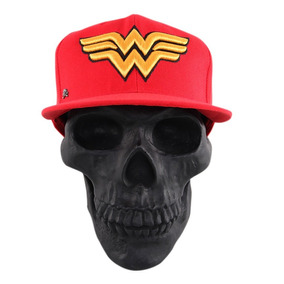 Gorra Wonder Woman Plana Dc Comics Originals