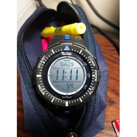 8cd6ad2e1cb Relogio Casio Protrek Prg 300 - Relógios De Pulso no Mercado Livre ...