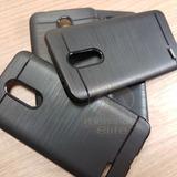Capa Lg K11 Plus Ou Alpha Case Anti-impacto + 2 Películas