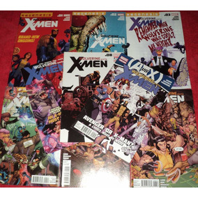 Wolverine And The X-men. Marvel. En Ingles. Envio Gratis!