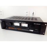 Amplificador Potencia Gemini P800 Ñ Sansui Gradiente Cygnus