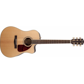 Violão Fender Dreadnought Cd-320 Asrwce All Solid Natural