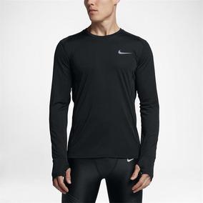 0a8e62d920 Camiseta Nike Binary Manga Longa Masculina 833593-010 - G -. R  139 90