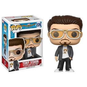Funko Pop Boneco Tony Stark Marvel Original Importado