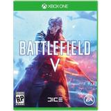 Battlefield V Xbox One. Fisico Y Sellado. Español Latino