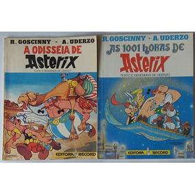 Gibis Asterix E Obelix Record 02 Gibi Hq Raros Frete Grátis