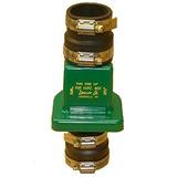 Zoeller 30-0181 Pvc Plástico Válvula De Retención, De 1-1 /