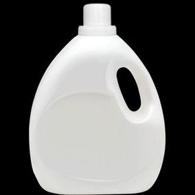 25 Envases De Plastico Garrafas 5 Litros Blancas