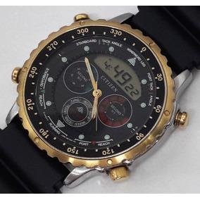 834b65cc4b5 L Pis Dourado - Relógio Citizen Masculino no Mercado Livre Brasil