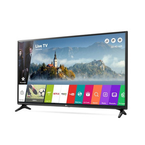Smart Tv Led 49 Lg Full Hd Wifi Netflix Youtube Yanett