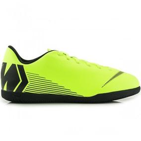 Tenis Futsal Nike Verde - Chuteiras Nike de Futsal no Mercado Livre ... fac6fc5454fd7
