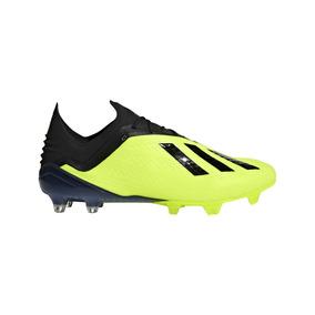 new product 0364a 3c342 Botines Con Tapones adidas Futbol X 18.1 Fg Hombre Af ng