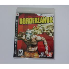 Borderlands - Jogo Ps3 Usado Mídia Física