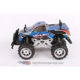 Monster Truck Para Niños, Con Control Remoto.