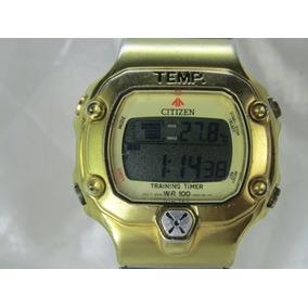 688b3642020 Relogio Citizen Banhado Em Ouro - Relógios Antigos e de Coleção no ...