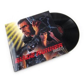 Soundtrack Blade Runner Vinilo Lp Nuevo Stock Vangelis