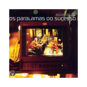 cd paralamas do sucesso acustico mtv