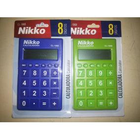 Calculadora Nikko Cl-1068
