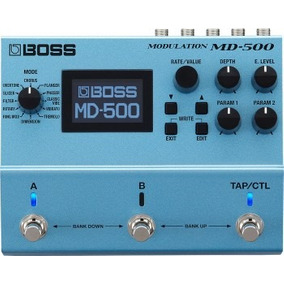 Pedal Boss Md-500 | Modulação | Para Guitarra
