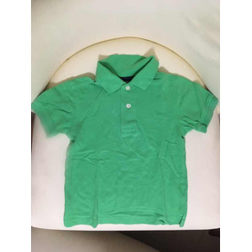 Chemise   Camisa Para Niño Talla 4 - 5 Marca Nautica Verde 0ff47109366ea