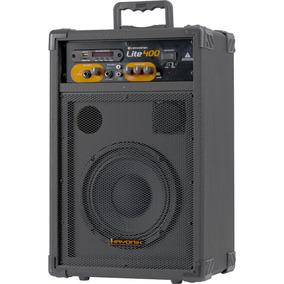 Caixa De Som Multiuso Controle Usb/sd/bluetooth/rádio + Nf