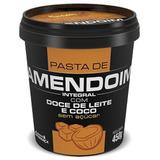 Pasta De Amendoim Doce De Leite E Coco - 450g