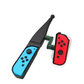Vara De Pescaria Para Nintendo Switch Estojo Jogo Pescaria P