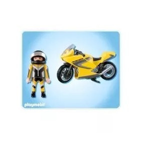 Playmobil City Life - Motorbike Nº 4 - 5116