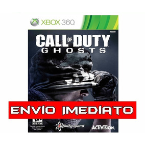 Call Of Duty Cod: Ghosts Xbox 360 Original Mídia Digital