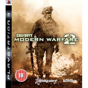 Call Of Duty Modern Warfare 2 + Stimulus Pack Ps3 Mw2