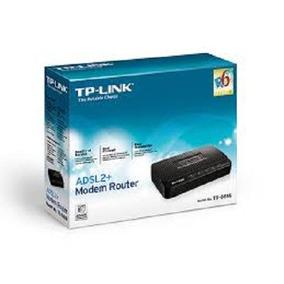 Modem Tp-link Td-8816 Adls2+router