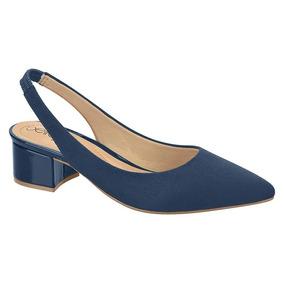 Sapato Azul Marinho Beira Rio