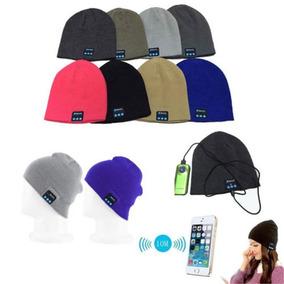 Toca Gorro Headset Headphone Speaker Mic Bluetooth Hat