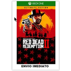 Red Dead Redemption 2 Xbox One Midia Digital Todas As Dlcs