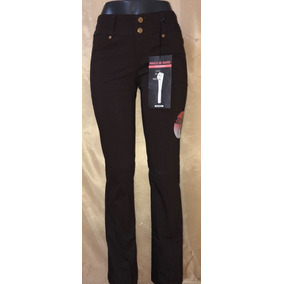Pantalon Color Cafe Caqui tibal  Mujer - Ropa bfb23ff4ad53