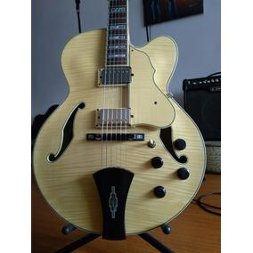 Guitarra Eléctrica Ibanez Af105 Custom, Fender Gibson Ltd