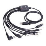 Cable De Programación Para Radio Motorola