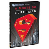 A Morte Do Superman - Dvd