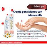 Crema De Manos De Manzanilla Swiss Just Oferta!!