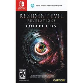 Jogo Resident Evil Revelations Collection Nintendo Switch