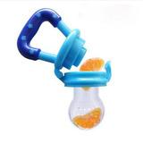 Chupon Bebe Fruta Alimentos Papilla 3 Tamaños Mejor Calidad