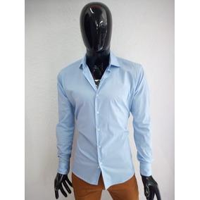 Camisas Firho Azul Cielo