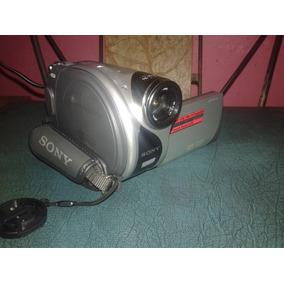 Camara Sony Handycam Mini Dvd Touchscreen Carl Zeiss Tessar
