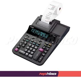 39193fc8475 Calculadora Eletrica Casio Com Bobina - Calculadoras no Mercado ...