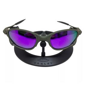 ac8c4a6b47 Oculos Oakley Double X Metal Roxa Polarizada Promoção 12x!!! R  120