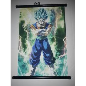 Poster Dragon Ball Super - Super Saiyajin Blue Vegetto