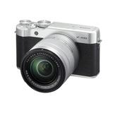 Cámara Fujifilm X-a10 Plata Con Lente Xc16-50mm 16mp