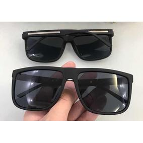 Óculos De Sol Masculino Quadrado Nova Promoção Polarizado 392ccf7bc1