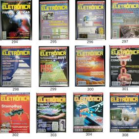 Coleção Revista Saber Eletrônica